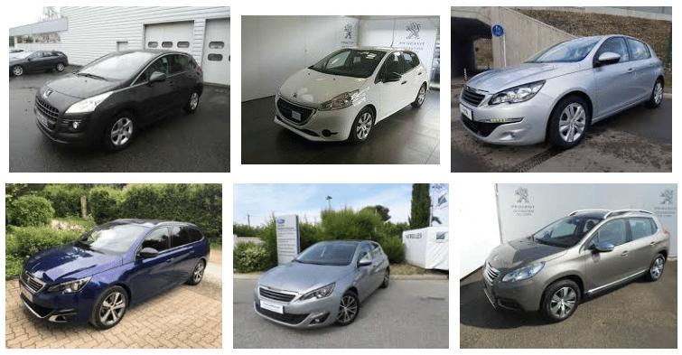 Trouvez votre voiture d occasion peugeot pr s de salon de provence - Garage peugeot salon de provence ...
